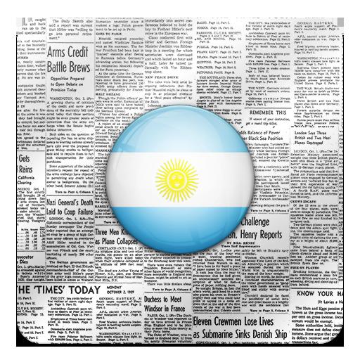 Argentina Noticias LOGO-APP點子