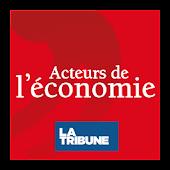 Acteurs de l'économie
