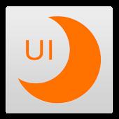 LunarUi (orange) CM7 Theme