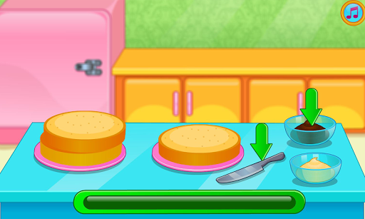 Download Cooking Ice Cream Cake Game for PC