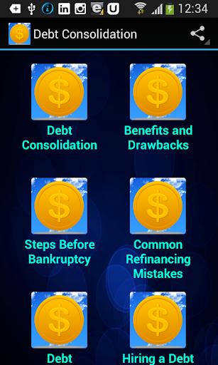 Debt Consolidation Course
