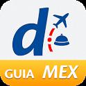 México DF: Guía turística icon