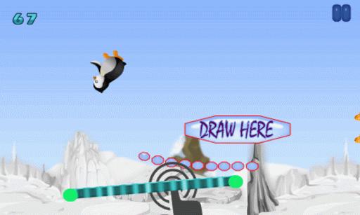 ペンギンホッピング