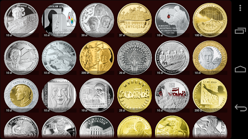 【免費書籍App】Commemorative Coins of Poland-APP點子