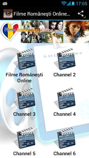 Filme Româneşti