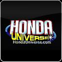Honda Universe logo