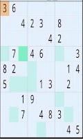 Screenshot of Smart Sudoku