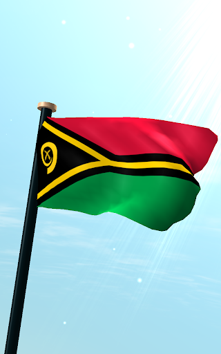 玩免費個人化APP|下載瓦努阿图旗3D动态壁纸 app不用錢|硬是要APP