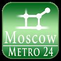 Moscow (Metro 24) logo