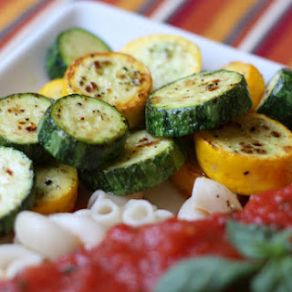 Simple Sauteed Summer Squash.