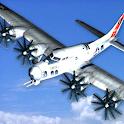 FLIGHT SIMULATOR: War Plane 3D icon