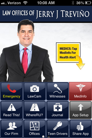 Jerry Trevino Accident Safety