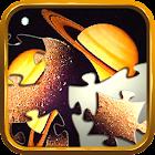 Solar System Jigsaw icon