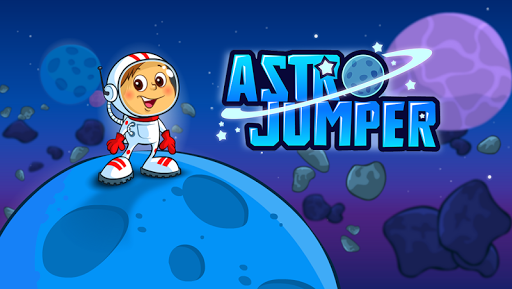 Astro Jumper For Kids