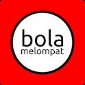 Bola Melompat logo