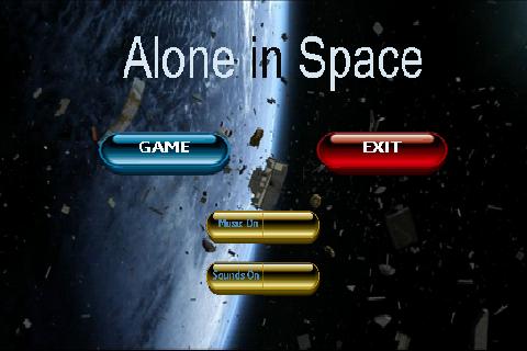 獨自一人在太空