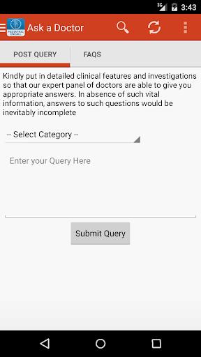 Pediatric Oncall 7.6.5 screenshots 4