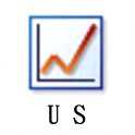 U.S. Stock Quotes Widget(Lite) logo