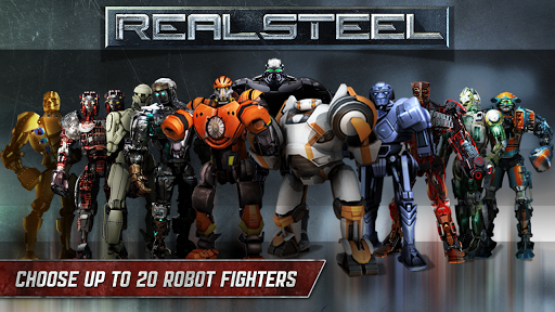 Download - Real Steel HD v1.3.8 - Eu Sou Android