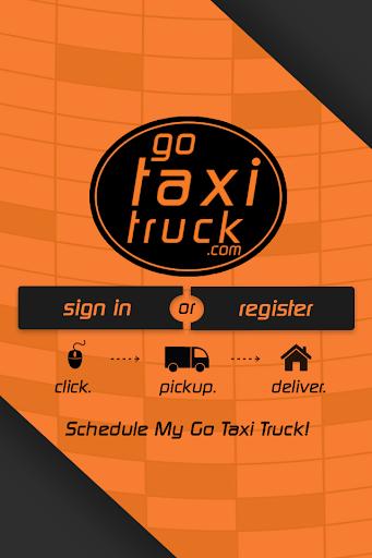 Go Taxi Truck