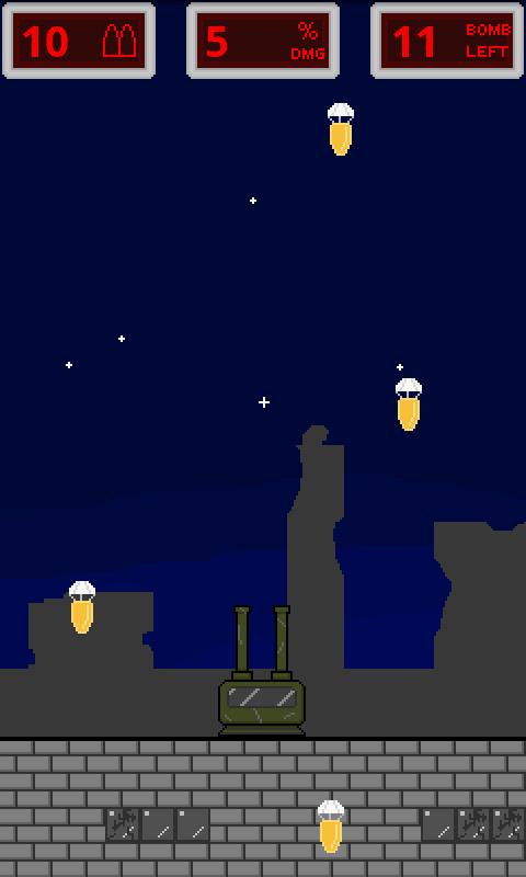Panic in Zombie Town- screenshot