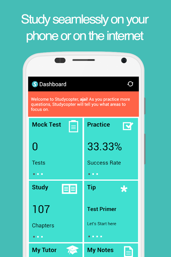 Studycopter Exam Preparation- screenshot