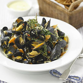 Moules Frites Recipe