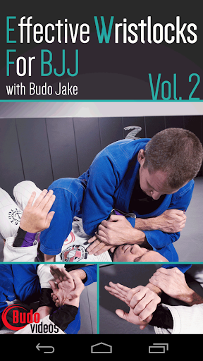 Wristlocks for BJJ Vol 2