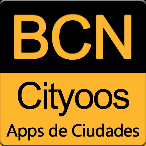 Guía Viaje Barcelona - Cityoos LOGO-APP點子
