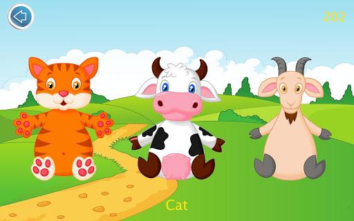 無料教育Appの家畜は、子供のためのサウンド|記事Game