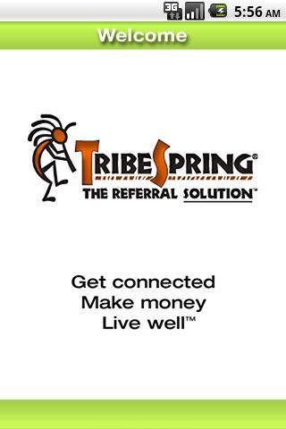 TribeSpring Referrals BETA