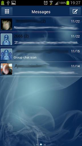 Smoke Free GO SMS PRO THEM