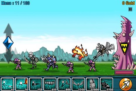 Cartoon Wars Screenshot 4