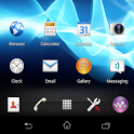 CM11 Donate Sony UXP theme icon