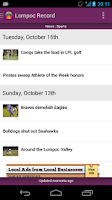 Screenshot of Lompoc Record