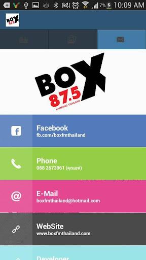 BOXFM