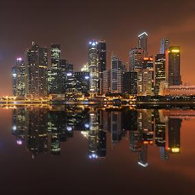 CBD by Kafoor Sammil - City,  Street & Park  Skylines