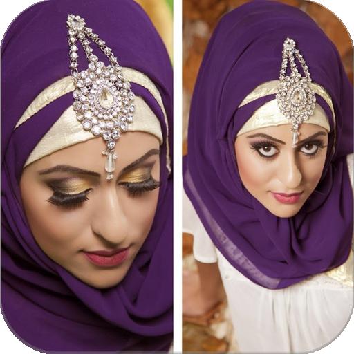 أكسسوارات الحجاب للحفلات 生活 App LOGO-硬是要APP