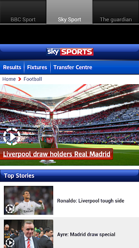 All sport news