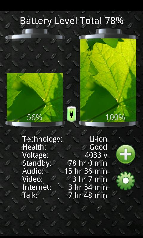 Battery Double - screenshot
