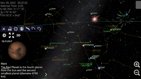 Mobile Observatory - Astronomy Screenshot 41