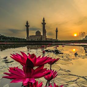 Sunrise by Jali Razali - Landscapes Sunsets & Sunrises (  )