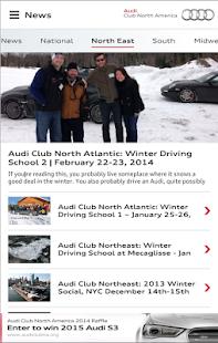 Audi Club - screenshot thumbnail