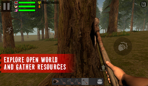 The Survivor: Rusty Forest v1.0.6