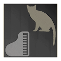 Cat Piano Memory Game icon