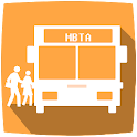 MBTA The T Live icon