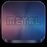 Metal (APEX/NOVA/GO/ADW THEME) v1.2.6