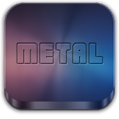 Metal (APEX/NOVA/GO/ADW THEME)