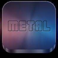 Metal (APEX/NOVA/GO/ADW THEME)