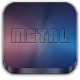 Metal (APEX/NOVA/GO/ADW THEME) v2.0.1